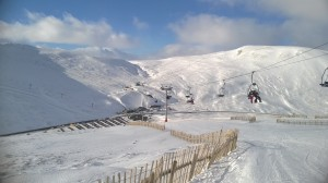 3 Glenshee 23 February 2016 - Great Day on the pi...