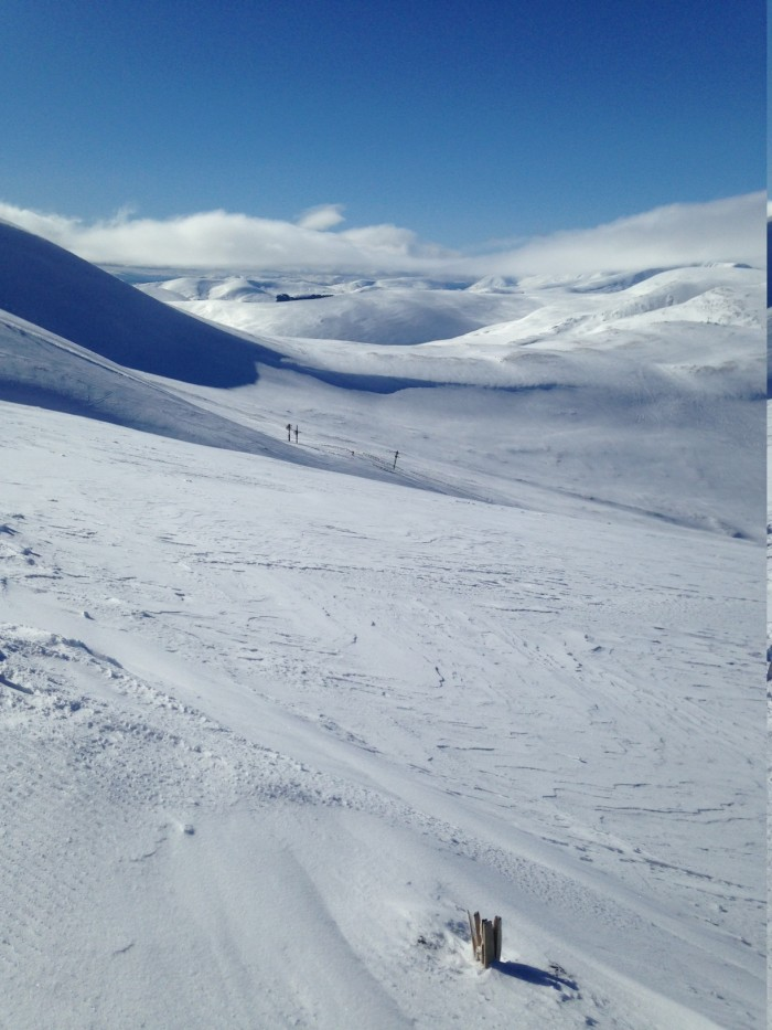 4 Glenshee was out of this world on Wednesday