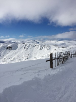 4 Above the tow on Glas Moal was like being on th...