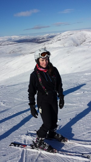 2 My Best Ever Ski Day in Scotland Monday 07/03/16