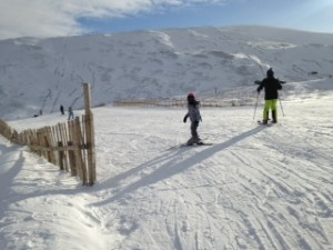 1 Our fabulous 1/2 term skiing trip! Already book...