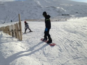 2 Our fabulous 1/2 term skiing trip! Already book...