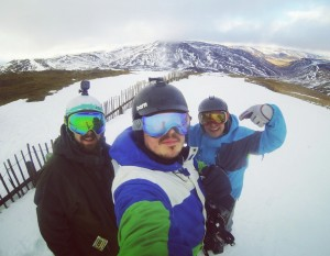 1 Last Thursday snowboarding up Glenshee good day...