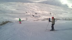2 Glenshee 23 February 2016 - Great Day on the pi...