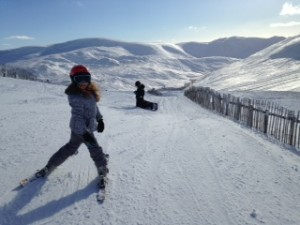 3 Our fabulous 1/2 term skiing trip! Already book...