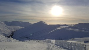 Good Morning and Good Afternoon Glenshee