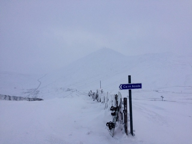 1 Wednesday 17 th January on Carn Aosda