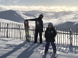 1 Stunning views at Glenshee