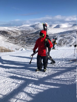 3 Today at Glenshee