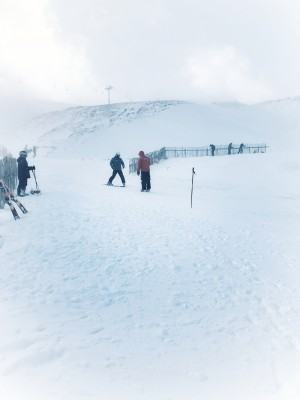 1 First time at Glenshee