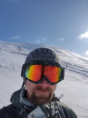 1 My hotos from Glenshee Ski Center.
